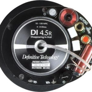 Definitive Technology DI4.5R 4.5″ 2-Way In-Ceiling Speaker – Each