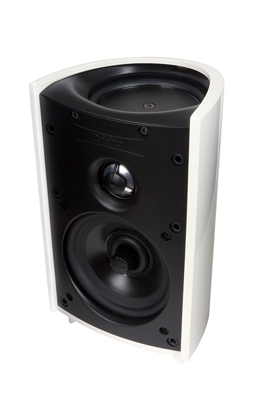 Definitive Technology ProMonitor 800 Compact On-Wall or Bookshelf Speaker 4-1/2 inch - Each-5398