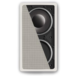Definitive Technology IW Sub Reference Fully-Enclosed In-Wall Subwoofer – Each