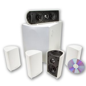 Definitive Technology ProCinema 800 System 5.1 Home Theater Speaker System – Each