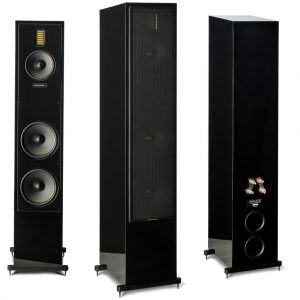 Martin Logan Motion 60XT Floorstanding Speaker – Each