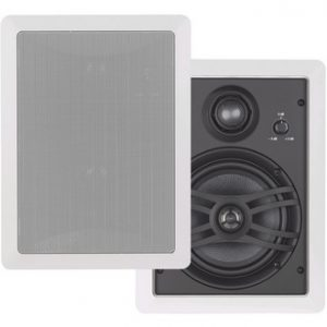 Yamaha NS-IW660 In-Wall 3 Way Speaker – Pair