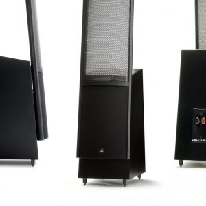 Martin Logan ElectroMotion ESL Electrostatic Floor Standing Speaker – Each
