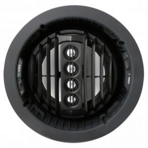 Speakercraft AIM7 Three Series 2 In Ceiling Aluminum Woofer Pivoting 7 inch speaker – Each