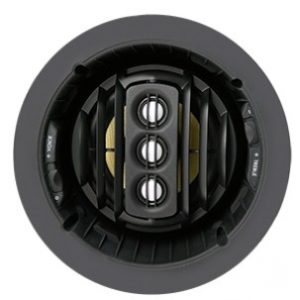 Speakercraft AIM5 Five Series 2 In Ceiling Kevlar Woofer Pivoting 5 inch speaker – Each