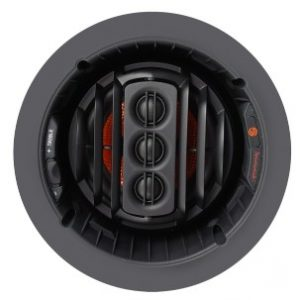 Speakercraft AIM5 Two Series 2 In Ceiling Glass Fiber Woofer Pivoting 5 inch speaker – Each