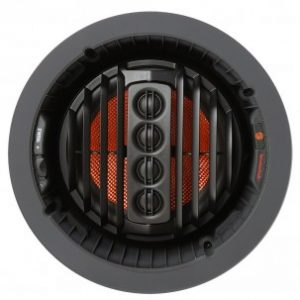 Speakercraft AIM7 Two Series 2 In Ceiling Glass Fiber Woofer Pivoting 7 inch speaker – Each