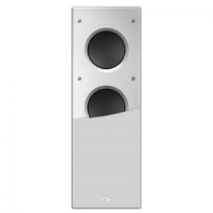 KEF Ci3160RLb-THX In-Wall THX Subwoofer – Each