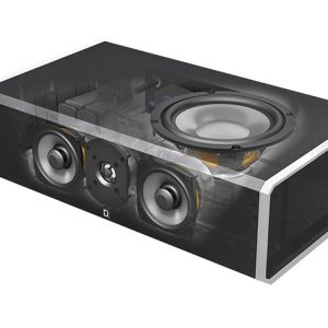 Definitive Technology CS9060 4.5″ 3-Way Center Channel w/8″ Powered Woofer – Each
