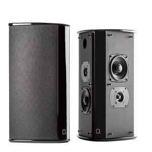 Definitive Technology SR9080 High Performance Bipolar Surround Speaker – Each