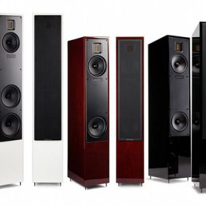 Martin Logan Motion 20 Floorstanding Speaker – Each