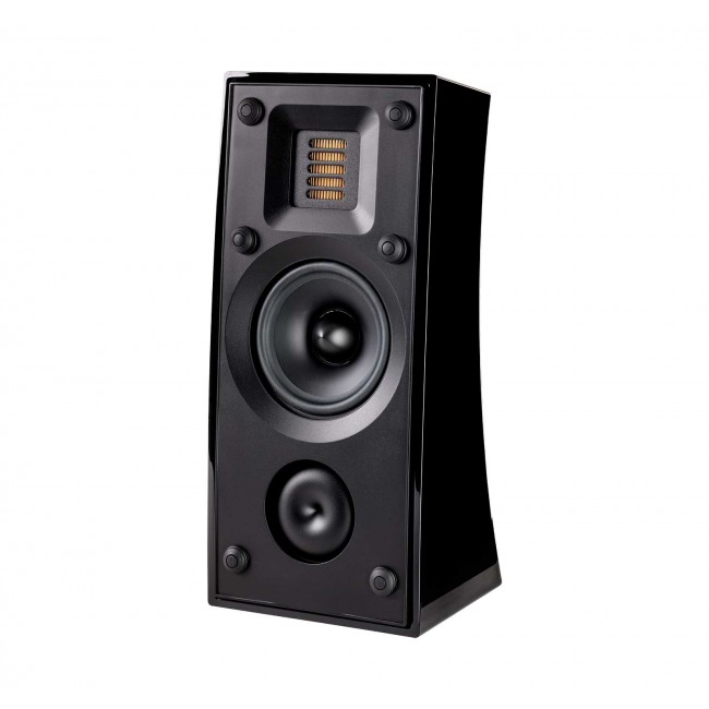 Martin Logan Motion 4i Gloss Black Bookshelf Speaker W
