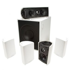 Definitive Technology ProCinema 600 System 5.1 Home Theater Speaker System – Each