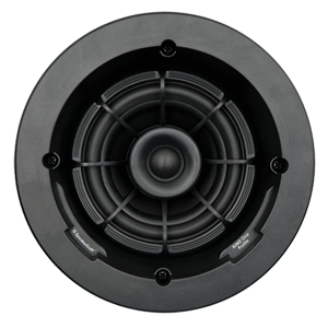 Speakercraft Profile AIM5 One Fully Pivoting 5″ Flangeless High Fidelity In-Ceiling Loudspeaker – Each