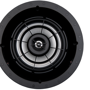 Speakercraft Profile AIM5 Three Fully Pivoting 5″ Flangeless High Fidelity In-Ceiling Loudspeaker – Each