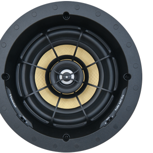 Speakercraft Profile AIM7 Five Fully Pivoting 7″ High Fidelity In-Ceiling Loudspeaker – Each