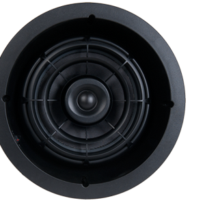 Speakercraft Profile AIM8 Two Flangeless 8″ Pivoting In-Ceiling Speaker – Each