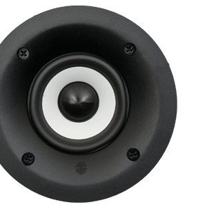 Speakercraft Profile CRS3 Mini In-Ceiling Flangeless Speaker – Each