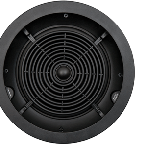 Speakercraft Profile CRS6 One 6″ Round Flangeless In-Ceiling Loudspeaker – Each