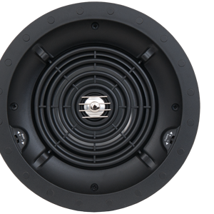 Speakercraft Profile CRS6 Three 6″ Round Series Flangeless In-Ceiling Loudspeaker – Each