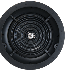 Speakercraft Profile CRS8 Three 8″ In-Ceiling Flangeless Speaker with Pivoting Tweeter – Each