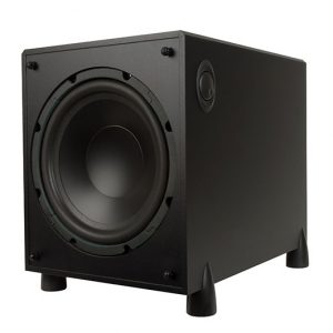 Definitive Technology ProSub 1000 10″ 750 Watt High-Output Compact Subwoofer – Each