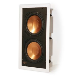 Klipsch RW-5802 II In Wall Subwoofer – Each