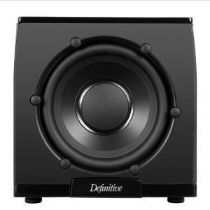 SuperCube 2000 Ultra-Compact 7.5″ 650-Watt Powered Subwoofer – Each