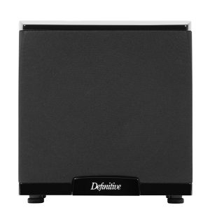 Definitive Technology SuperCube 2000 Ultra-Compact 7.5″ 650-Watt Powered Subwoofer – Each
