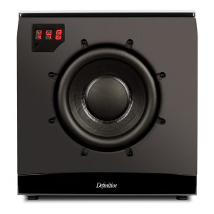 Definitive Technology SuperCube 8000 High Performance 11″ 1500-Watt Class HD Powered Subwoofer – Each