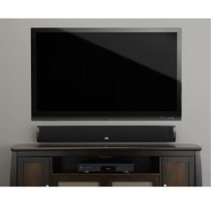 PSB Imagine W3 On-Wall Home Theater Soundbar – Each