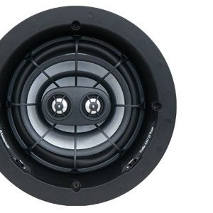 SpeakerCraft Profile Aim7 DT Three In-Ceiling Dual Tweeter Speaker – Each