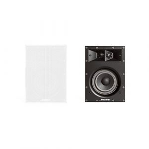 Bose – Virtually Invisible 691 In-Wall Speaker – Pair