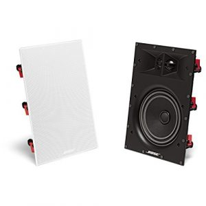 Bose – Virtually Invisible 891 In-Wall Speaker – Pair