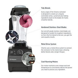 Vitamix – 5200 Blender, Professional-Grade, 64 oz. Container – Each