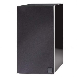 Definitive Technology Demand Series D11 High-Performance Bookshelf Speakers – Pair (Black)