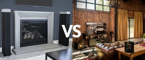 Bookshelf Vs Floor Standing Speaker: Home Audio