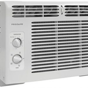 Frigidaire – FFRA0511R1 5, 000 BTU 115V Window-Mounted Mini-Compact Air Conditioner – Each