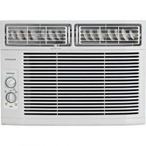 Frigidaire – FFRA1222R1 12000 BTU 115-volt Window-Mounted Compact Air Conditioner – Each