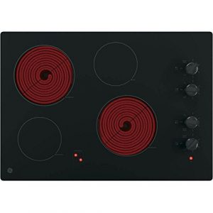 GE JP3030DJBB 30″ Black Electric Smoothtop Cooktop