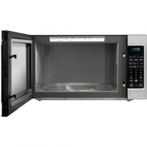 LG – LCRT2010ST 2.0 Cu Ft Counter Top Microwave Oven with Easy Clean, Stainless Steel – Each