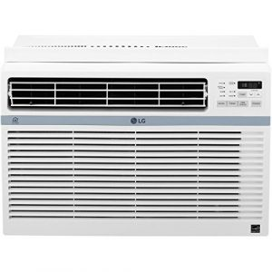 LG – LW8017ERSM Energy Star 8,000 BTU Window Air Conditioner with Wi-Fi – Each