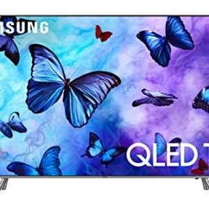 Samsung – QN82Q6 Flat 82″ QLED 4K UHD 6 Series Smart TV 2018 – Each