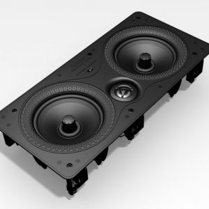 Definitive Technology DI 5.5LCR Disappearing 5.25″ In-Wall LCR Speaker – Each
