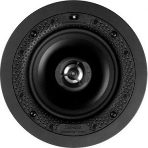 Definitive Technology DI5.5R 5.25″ 2-Way In-Ceiling Speaker – Each