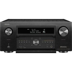 Denon AVR-X8500H 13.2-Channel Network AV Receiver