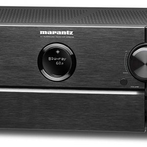 Marantz SR6013 9.2CH 4K Ultra HD AV Receiver with HEOS