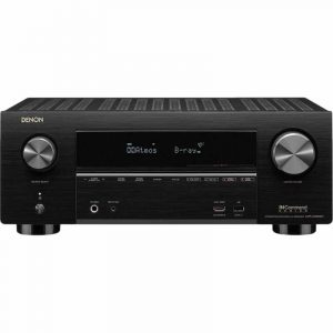 Denon AVR-X3500H 7.2 AVR 215W max/ch HDMI 8in3out Atmos, DTS:X, DTSV:X HEOS WMR, Alexa,AirPlay2